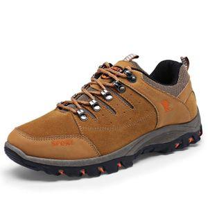 Chaussures En Toile Hommes Basses Quatre Saisons Casual DTG-XZ116Jaune43 p3xTqIHKv8