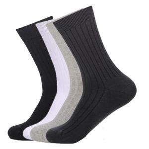 cadba901fcf7 CHAUSSETTES JTong Homme Chaussettes Coton Lot de 4 Paires Conf ...