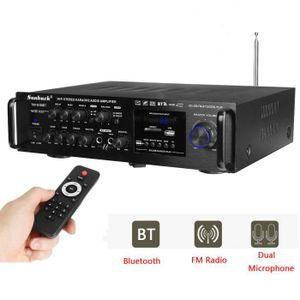 AMPLIFICATEUR HIFI TEMPSA 2000W 4ohm Bluetooth Amplificateur Stéréo k