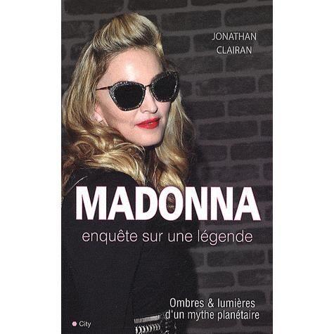 LIVRE MUSIQUE Madonna