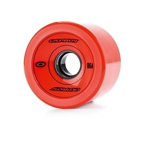 OSPREY Roues de skateboard 86A - 75 x 56 mm