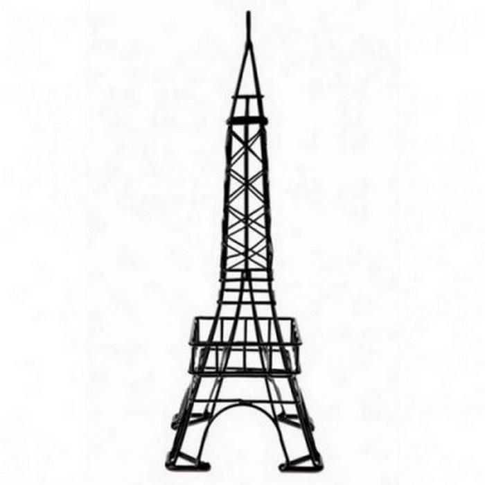 Centre de Table Tour Eiffel Décoration Mariage   Achat / Vente