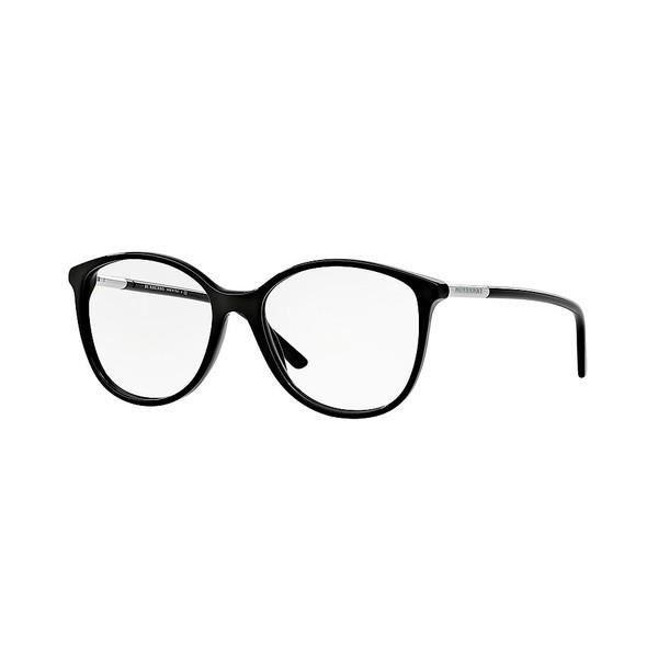 Lunettes de vue - Monture - BURBERRY BE2128 (3001) Noir - Achat ... 6f6ba5ac43bb