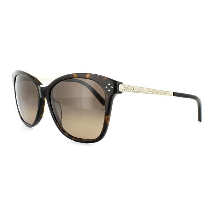 Chloe Sunglasses CE657SR 219 Tortoise Brown Gradient - Achat   Vente ... 59351dfa8e0