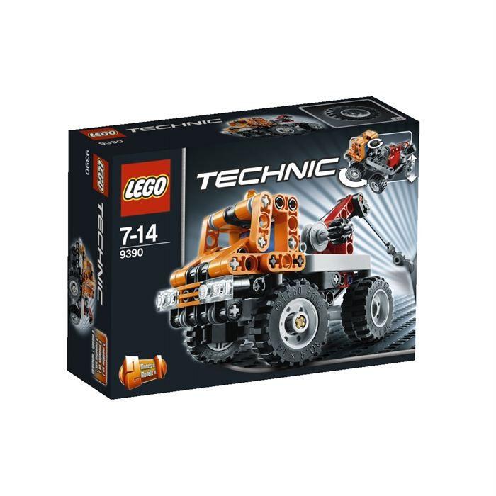 mini lego technic achat vente jeux et jouets pas chers. Black Bedroom Furniture Sets. Home Design Ideas