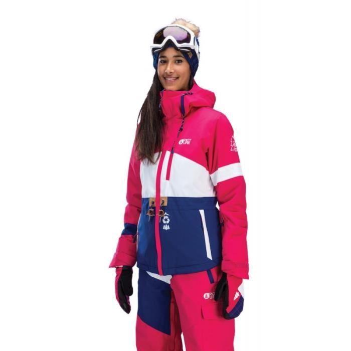 De De De Pink Pink Pink Pink Time Jkt Ski Prix Cdiscount Picture Veste Organic Cher L Pas USwdqBq1H
