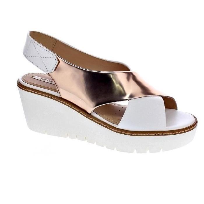Chaussures Geox FemmeSandales modèle Domezia