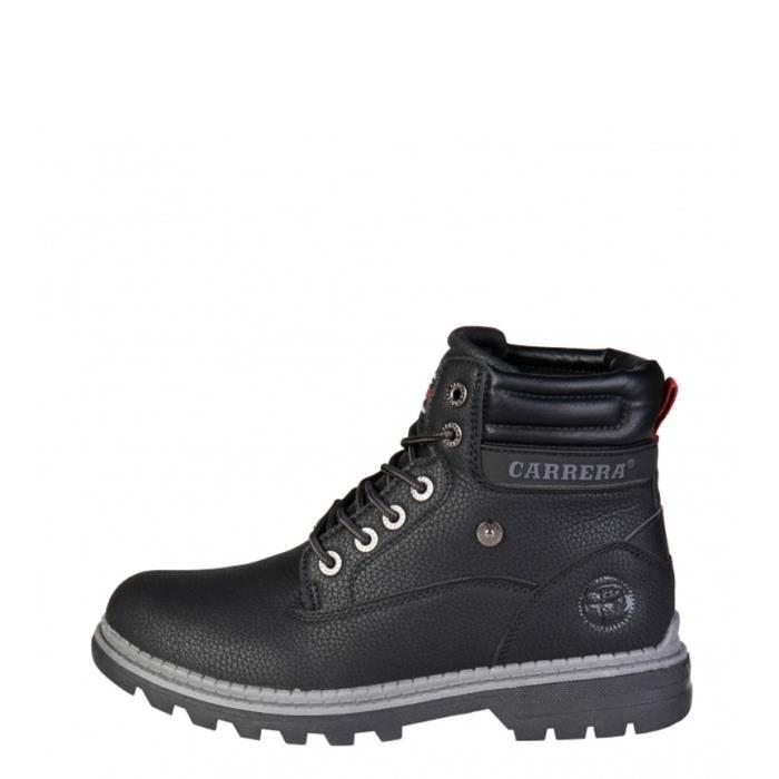 Carrera Jeans - Bottes noires Tennesse