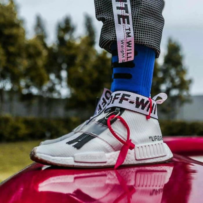 Adidas NMD City Sock OFF WHITE