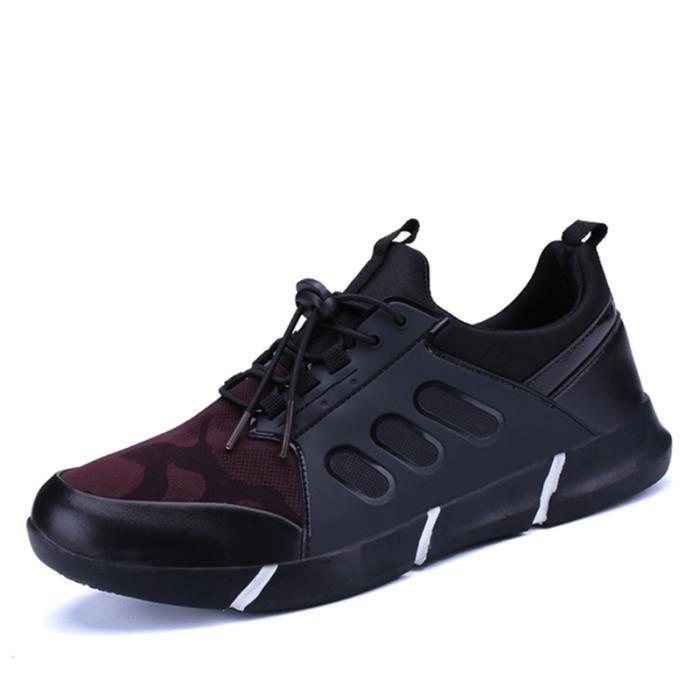Baskets hommes Baskets légères chaussure de course Baskets respirantes printemps