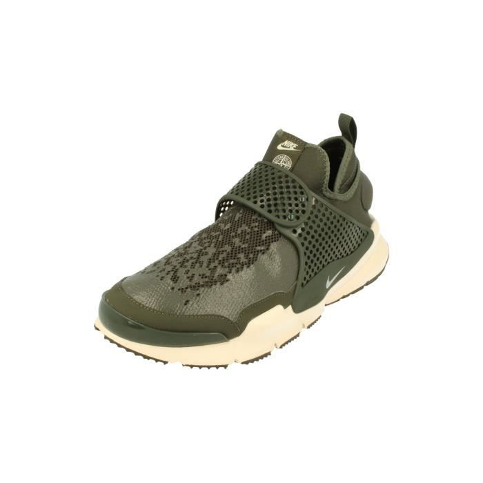 buy popular fc7e4 97fa3 Nike Sock Dark Mid- Stone Island Hommes Running Trainers 910090 Sneakers  Chaussures 300