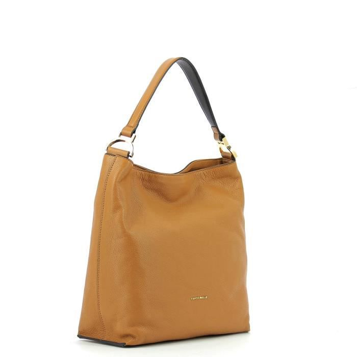 Coccinelle - Sac épaule in leather - AD5130201-CUIR-UN - CUIR