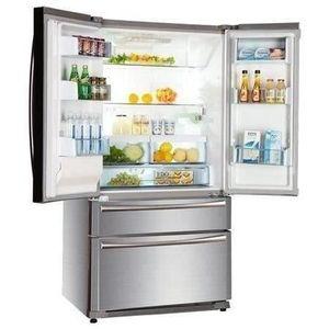 R frig rateur americain achat vente pas cher soldes - Refrigerateur americain 3 portes inox ...