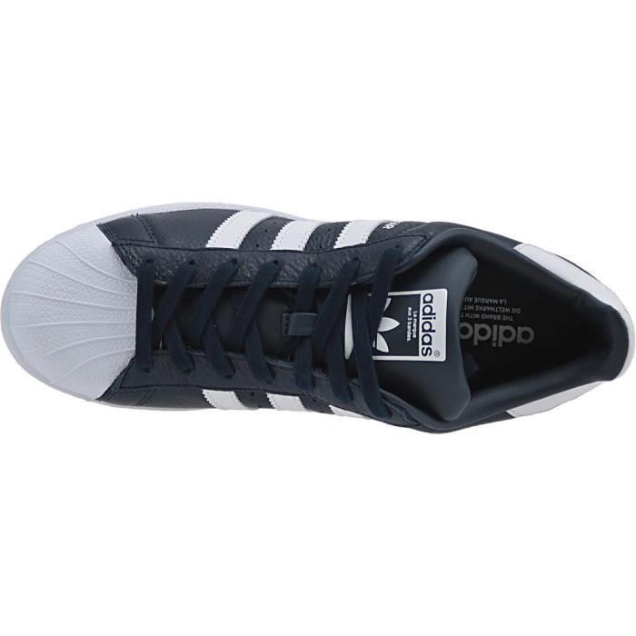 Adidas SuperstarBB2239 Homme Baskets Bleu 5tOFci