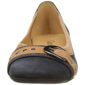 1 Taille 2 ballerines 1NW833 Indiana 37 femmes Les Gabor BwT404