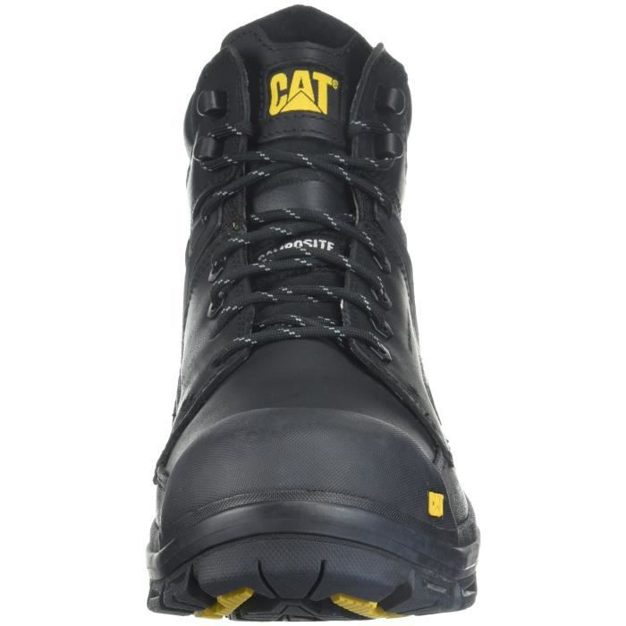 Caterpillar Chassis Waterproof Nano Toe-black Industrial And Construction Shoe DUOAH Taille-39