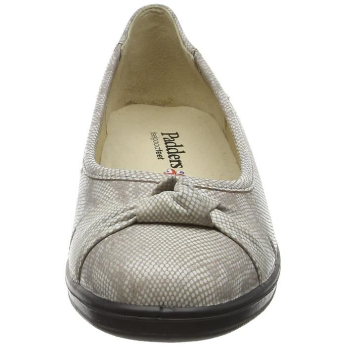1 2 39 Les Ballerines Taille Femmes Fiona 3mdowg q6q4YH