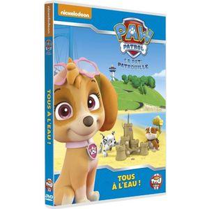DVD DESSIN ANIMÉ DVD Paw Patrol, La Pat' Patrouille - 8 - Tous à l'