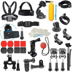 CAMÉRA SPORT Pour accessoires GoPro Hero7 / 6/5/4/3 Bundle Kit