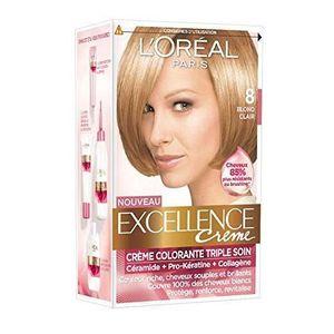 COLORATION L'OREAL PARIS Excellence - Blond Clair