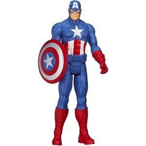 FIGURINE - PERSONNAGE AVENGERS - Captain America Figurine 30 Cm