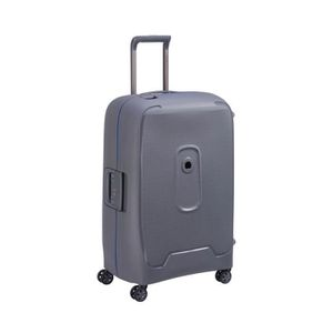 VALISE - BAGAGE Valise taille moyenne grise 4 roues doubles 69 cm
