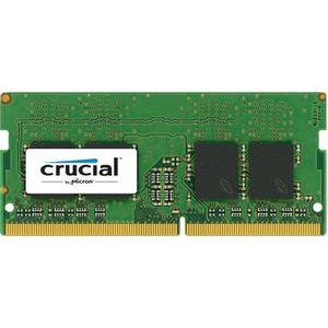 MÉMOIRE RAM CRUCIAL MÉMOIRE PC - DDR4 - 8GB - 2133 - SODIMM