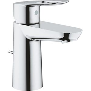 ROBINETTERIE SDB GROHE Robinet mitigeur lavabo BauLoop - Taille S -