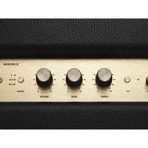 ENCEINTES MARSHALL Enceinte Bluetooth WOBURN BT II Noir EU