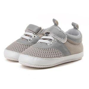Bébé enfant garçon fille Soft semelle chaussure tout-petits chaussures rouge caJCwp