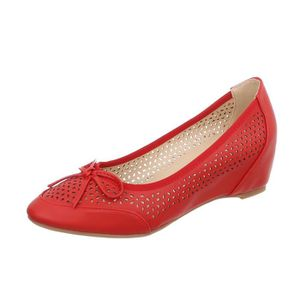 0de535bac9fb1 ESCARPIN Chaussures femme l escarpin semelle à talon compen
