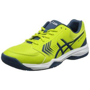 ASICS Gel Dedicate 5 Men Tennis Shoes White IZUKP Taille 41