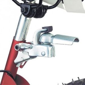 REMORQUE VÉLO Fixation pour remorque vélo sur collier de tige de