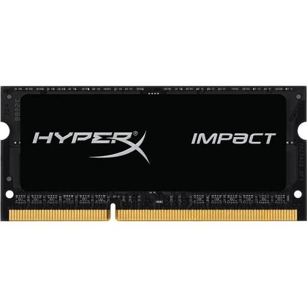 HYPERX Module de mémoire 8Go 1866MHz DDR3L CL11 SODIMM (Kit of 2) 1.35V HyperX Impact
