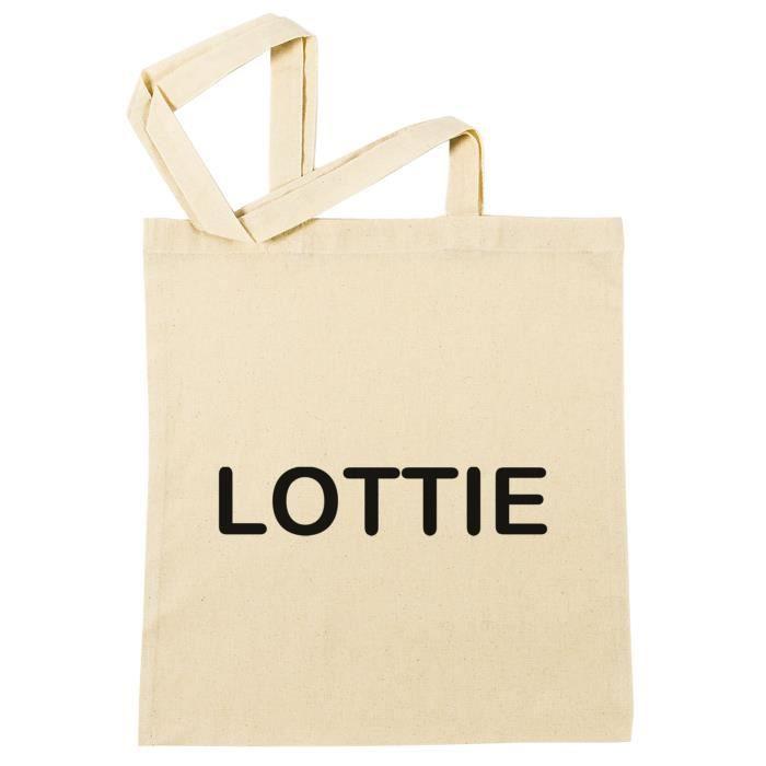 Reusable Provisions Sac B Coton Shopping Bag À 51807 Réutilisable Lottie Plage Beach pqzSCwq
