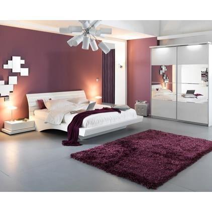 Chambre Complète éclairage Led Arco 36 140 X 190