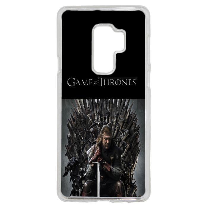 coque samsung s9 plus game of thrones