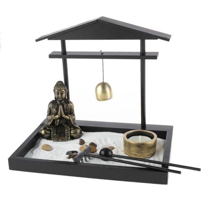 Deco jardin zen cdiscount for Jardin zen acheter