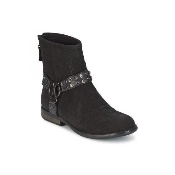 Kaporal Boots Boots Royane Beige Kaporal soldes NCQjoe