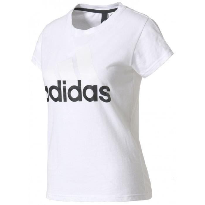 bas prix 07e98 c5ce9 Adidas tee shirt femme