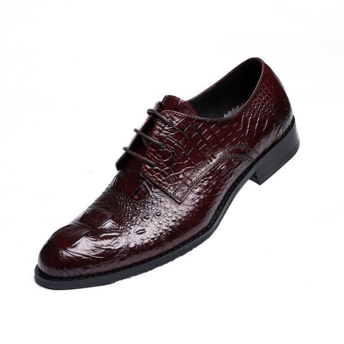 Flats Black Hommes Chaussures En Designer Italienne Véritable Mariage Marque Affaires Cuir Italien Lace Up 45Rj3AcLq