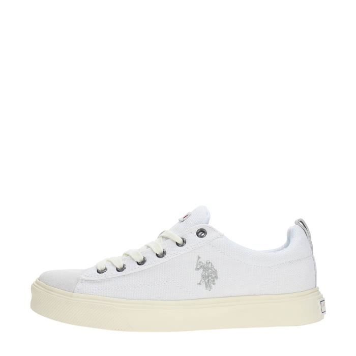 42 Homme Assn U Polo Sneakers WHITE S qwqYgUF