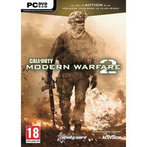 JEU PC Call of Duty Modern Warfare 2 Jeu PC