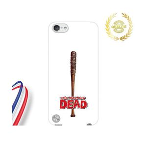 COQUE MP3-MP4 Coque iPod Touch 5 Apple Lucille Negan Baseball TW
