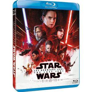 BLU-RAY FILM [Blu-ray] Star Wars : Les Derniers Jedi