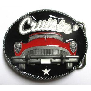 CEINTURE ET BOUCLE boucle de ceinture voiture us rouge et inscription ... 60de5bf9772