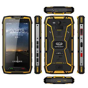 SMARTPHONE Conquest S11 4G Smartphone IP68 Etanche 6Go + 128G