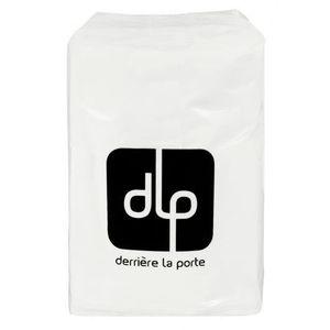 SERVIETTE DE TABLE Serviette papier blanche (x250) Derrière la porte