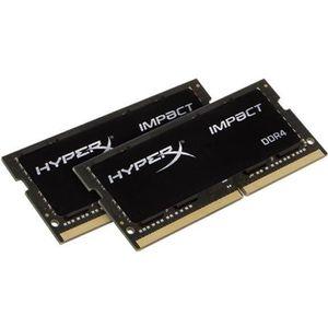 MÉMOIRE RAM Mémoires HyperX HyperX Impact SODIMM 32Go (2x16Go)