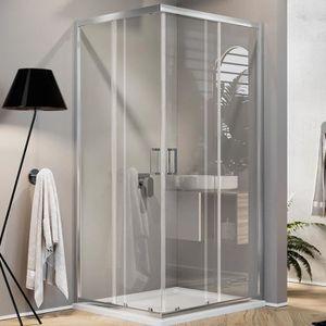 cabine de douche achat vente cabine de douche pas cher cdiscount. Black Bedroom Furniture Sets. Home Design Ideas
